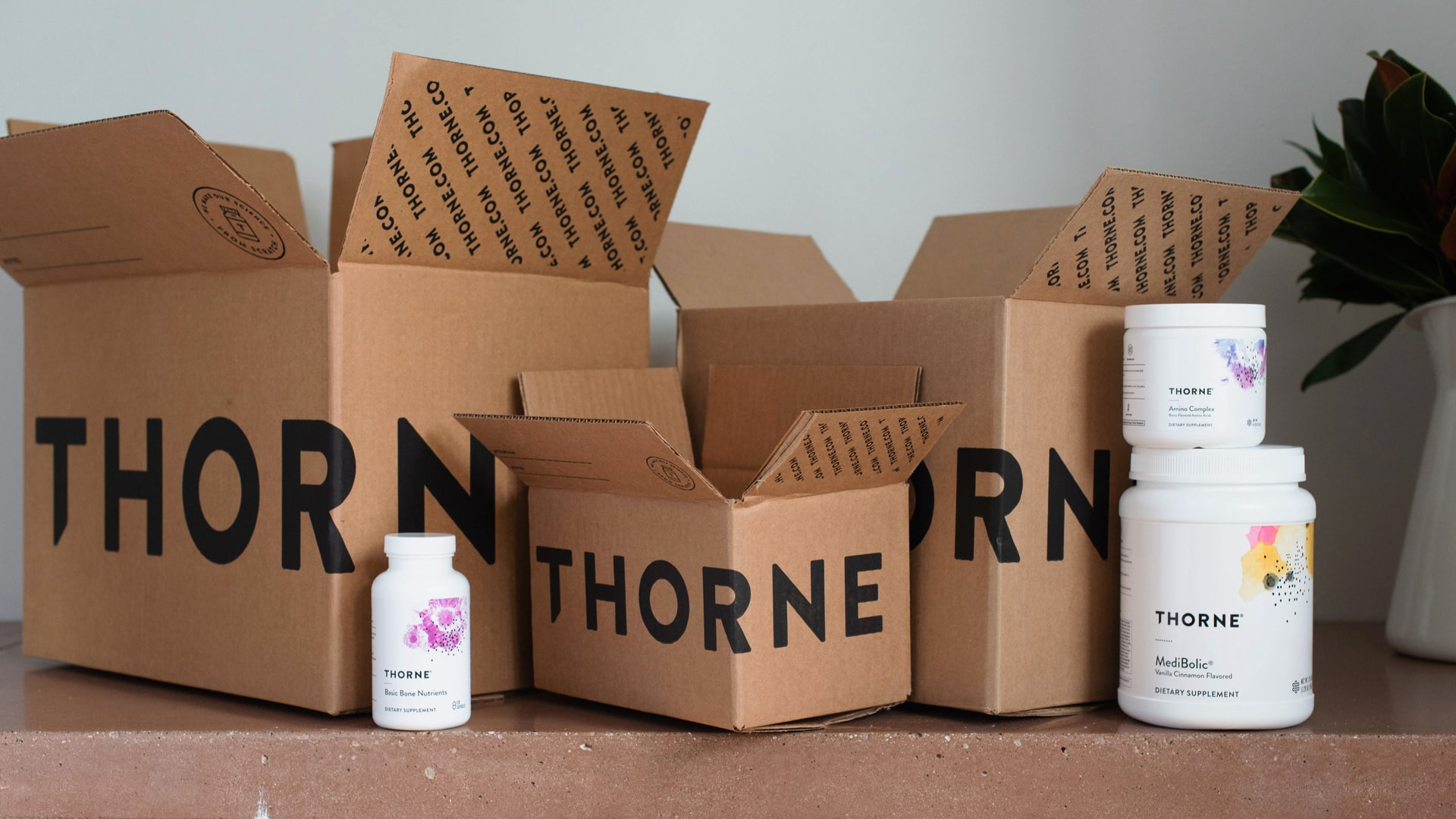 Supplements and At-Home Health Tests | Thorne