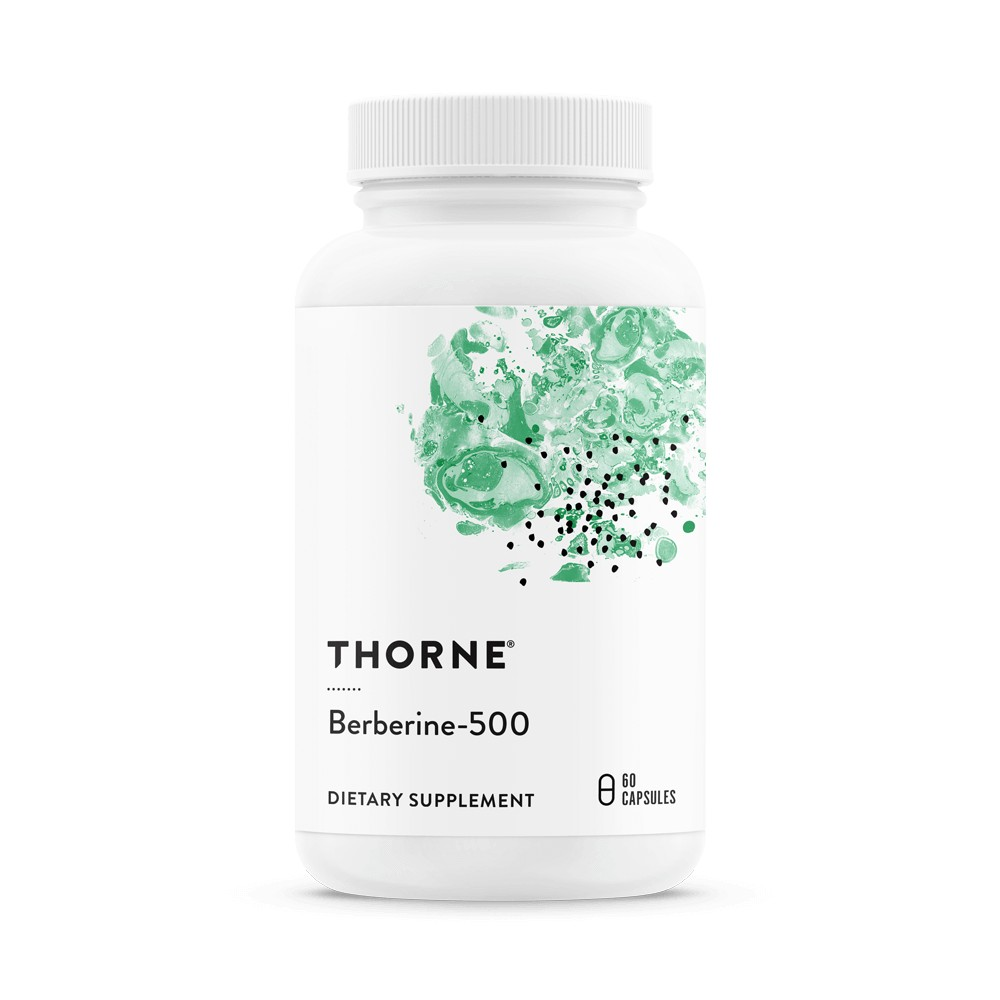 Berberine 500 A Powerful Botanical For Heart Health Immune Support Weight Management And Gi Support Thorne