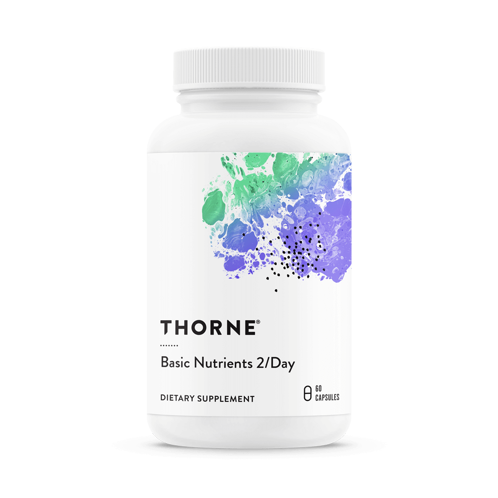Basic Nutrients 2 Day Thorne Gnc Selenium 50 100 Tablet People Like You Also Shopped For