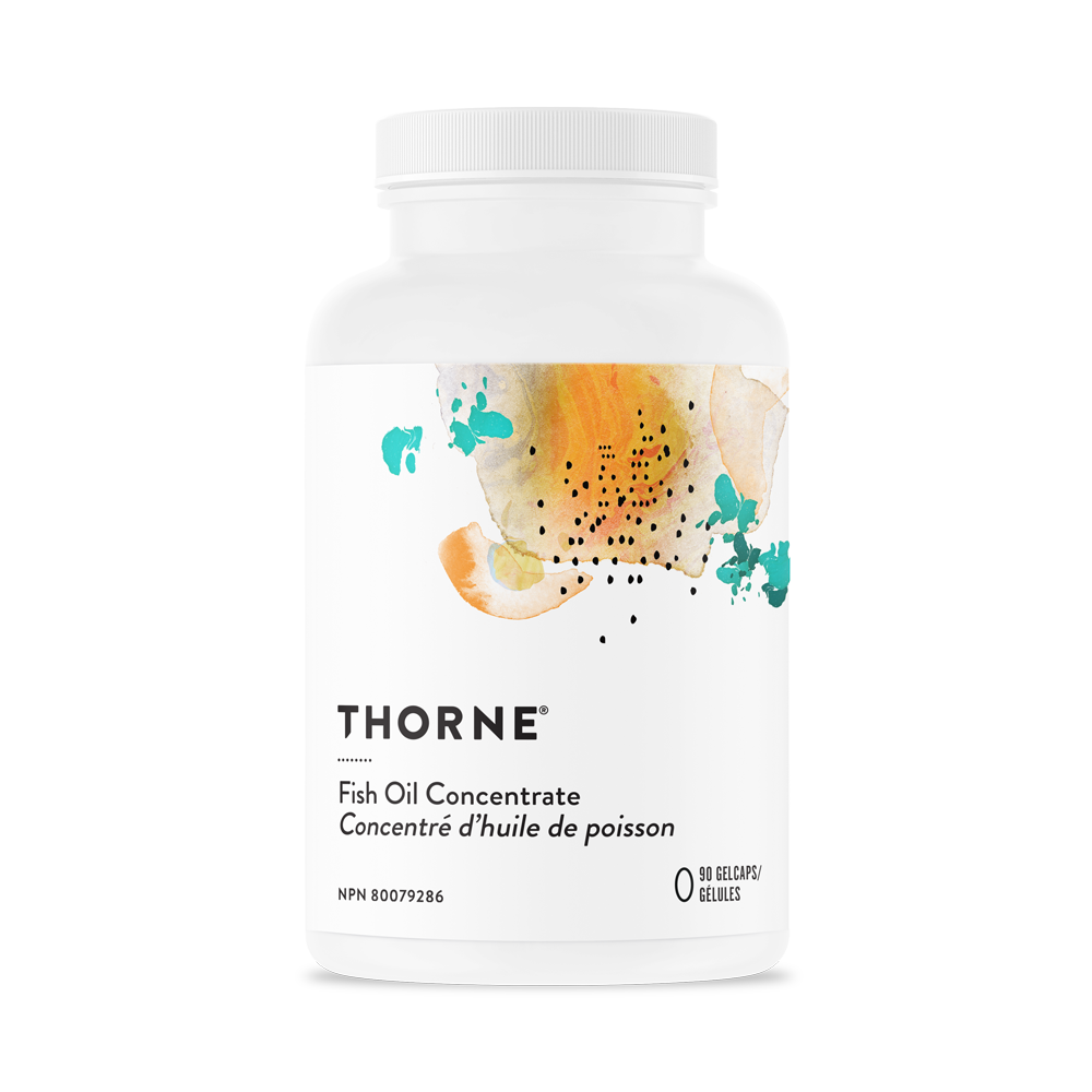 Fish Oil Concentrate Discontinued Thorne